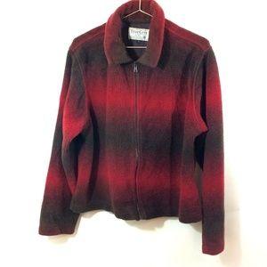 True Grit Hombre Fleece Women's Jacket, Size Large